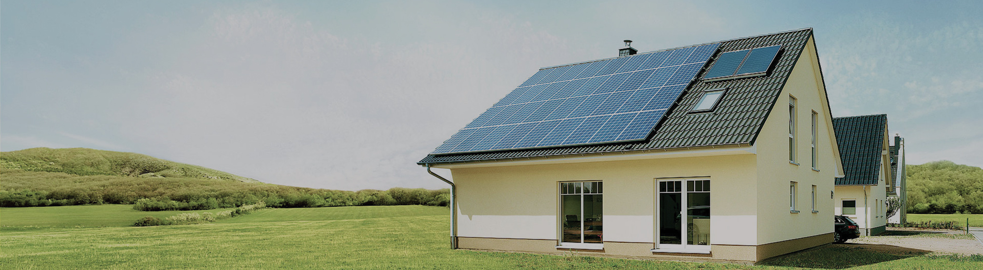 Solar Powered Home Green Solar Technologies - Solar Power solar panels renewables sustainability
