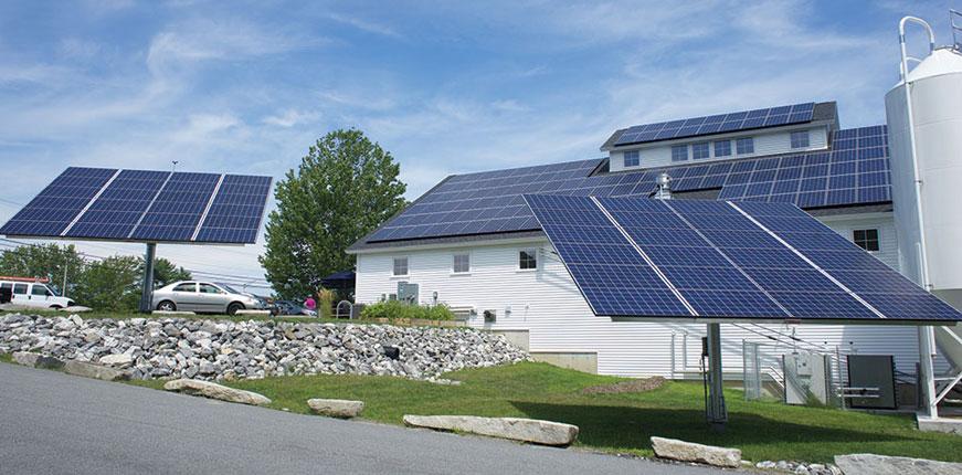 Future solar business