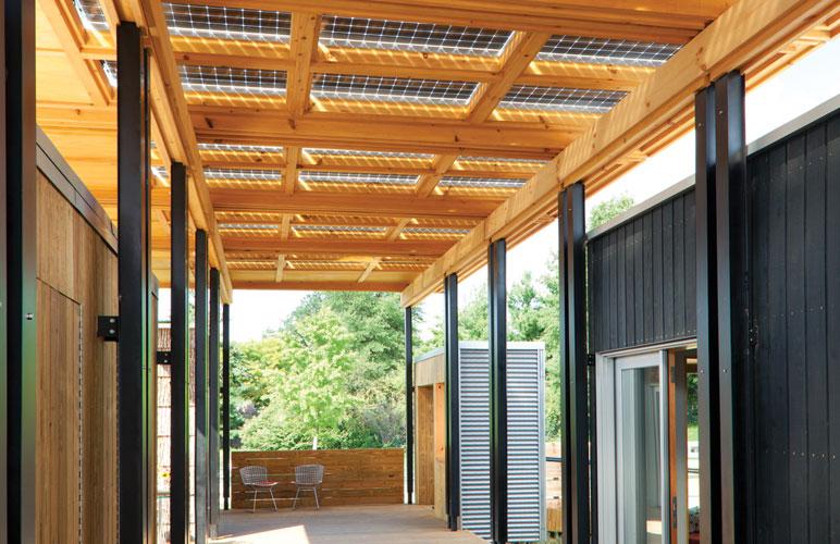 Solar Patio - Green Solar Technologies